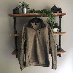 Kuhl Brown Pullover